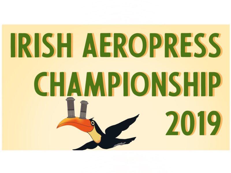 Irish AeroPress Championship 2019