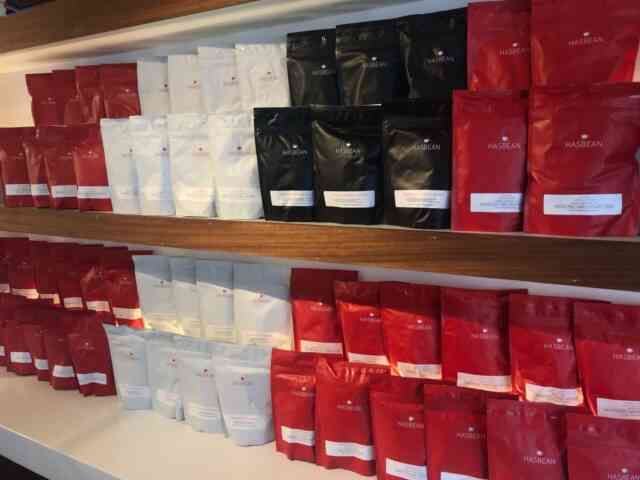Hasbean Lucky Dip at 3fe Sussex Terrace