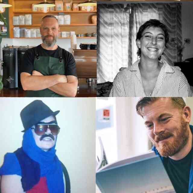 Irish AeroPress Championship 2019 - Meet our MC & Judges