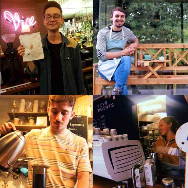 2019 Irish AeroPress Championship - Lets meet some of our Competitors pt 3