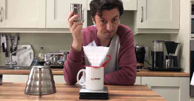 Brewing at home with Colin Harmon: V60
