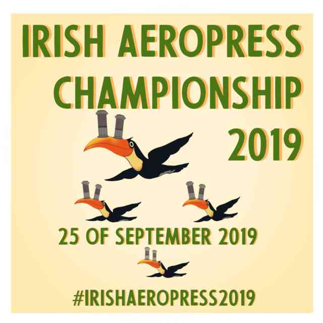 Irish AeroPress Championship 2019