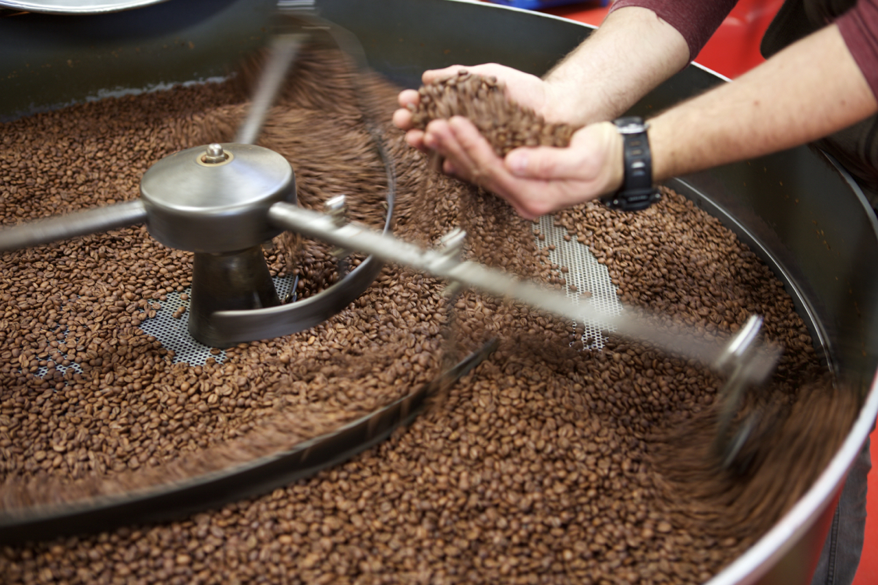 """""""Coffee Sourcing at 3fe"""" An Evening with Stephen Leighton."""