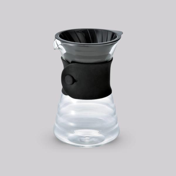 Hario V60 Drip Decanter Pour Over Coffee Maker