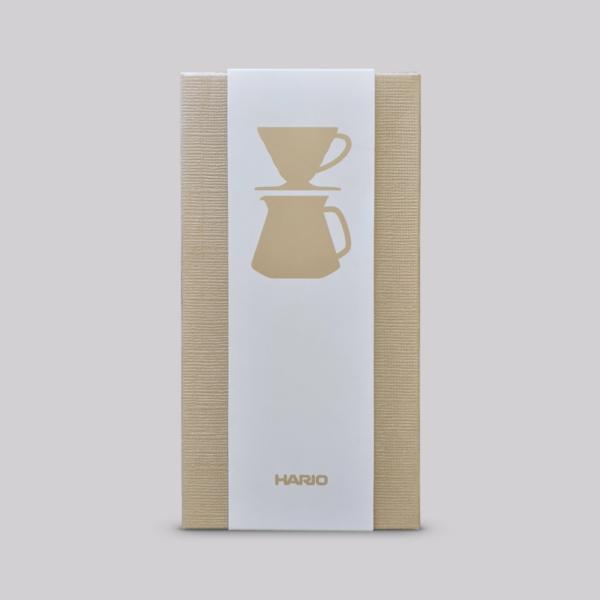 Hario - V60 Ceramic Brewing Kit