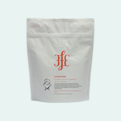 Nicaragua - Limoncillo : Pulped Natural, Longberry